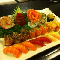 Photo taken at Sushi Koba by Chef Cássio H. on 6/22/2013