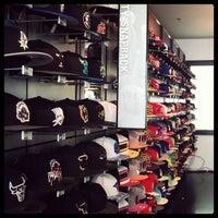 Photo taken at New Era Flagship Store: Toronto by Jay M. on 6/10/2014