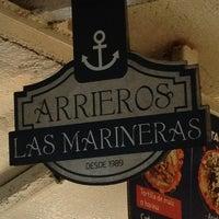 Photo taken at Arrieros La Aurora (Las Marineras) by Paul S. on 4/11/2013
