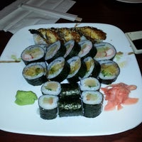 Photo taken at Tokyo Sushi by MontiLee S. on 5/20/2013