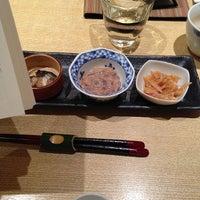 Photo taken at 手打祐天寺 卯月 by Kinoko M. on 3/8/2014
