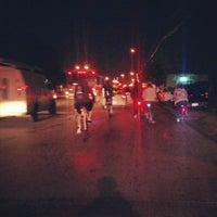 Photo taken at I-10 & Studemont St by Ernest on 11/29/2012