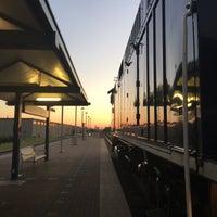Photo taken at Richland Hills Station (TRE) by Rex C. on 3/22/2016