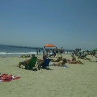Photo taken at Ocean Parkway Beach by Arthur V. on 6/1/2013