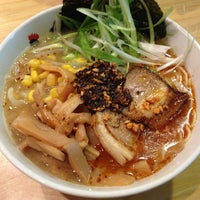 Photo taken at Totto Ramen by Suzy R. on 11/7/2012