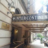 Photo taken at InterContinental New York Barclay by Nidia T. on 5/8/2013