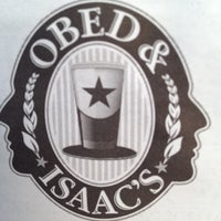 Photo prise au Obed & Isaac's Microbrewery and Eatery par Steward S. le9/25/2012