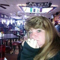 Photo taken at America's Bar and Grill by Jim Earl TEEM, LLC on 10/12/2013