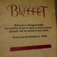 Photo taken at Borgata Buffet by BiOwBi on 5/26/2013