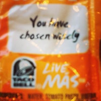 Photo taken at Taco Bell by Nancy S. on 6/10/2013