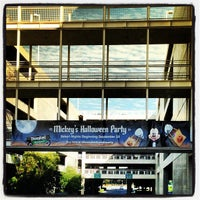 Photo taken at Mickey & Friends Parking Structure by Tanya H. on 10/10/2012