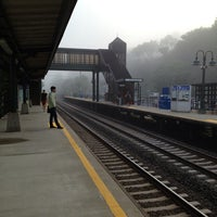Photo taken at Metro North - Garrison Train Station by David M. on 6/25/2013