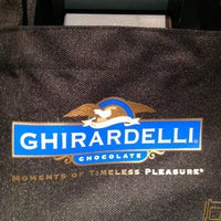 Photo taken at Ghirardelli Chocolate Marketplace by Dennis Roland J. on 1/27/2013