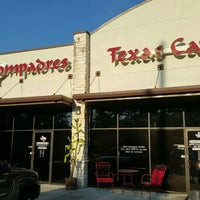 Photo taken at Compadres Texas Cafe by Ryan L. on 9/20/2015