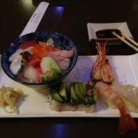 Photo taken at Itto Sushi by Arthur W. on 4/6/2013