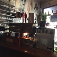 Photo taken at Piccante Caffe by Luke G. on 1/11/2015