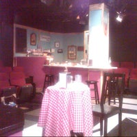Photo taken at Spotlighters Theatre by Fuzz R. on 10/10/2012