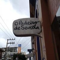 Photo taken at O Padeiro de Sevilha by Thiago S. on 4/3/2013