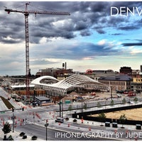 Photo taken at Denver Union Station by Jude T. on 7/19/2013