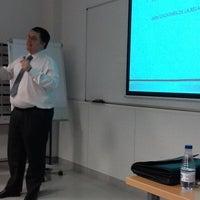 Photo taken at Club de Marketing de Navarra by Ana C. on 1/29/2013