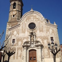 Photo taken at Sant Celoni by Maribel D. on 3/26/2016