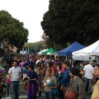 Photo taken at San Luis Obispo Farmers' Market by Jay W. on 5/3/2013
