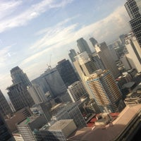 Photo taken at SMART Tower by Plingz M. on 9/10/2013