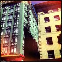 Photo taken at King George Hotel by Evangeline B. on 9/30/2012