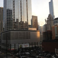 Photo taken at DoubleTree by Hilton Hotel Chicago - Magnificent Mile by Veronica W. on 8/5/2012