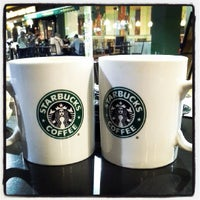 Photo taken at Starbucks by Patzie G. on 9/9/2013
