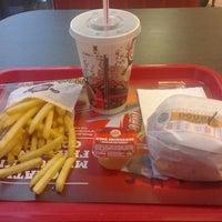 Photo taken at Burger King by Bennie K. on 5/3/2013