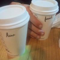Photo taken at Starbucks by Anna I. on 2/15/2013