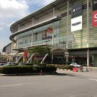 Photo taken at AEON Bukit Tinggi Shopping Centre by Shahrihan R. on 2/20/2013