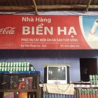 Photo taken at Biển Hạ Seafood Restaurant by 5 B. on 10/7/2014