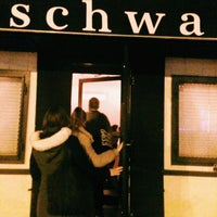 Photo taken at Schwa by Pablo J. on 10/22/2014
