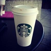 Photo taken at Starbucks by Iam M. on 4/3/2013