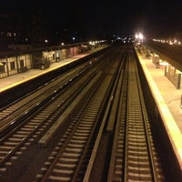Photo taken at LIRR - Woodside Station by Coco E. on 1/9/2013