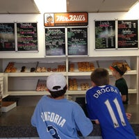 Photo taken at Mr Bill's Bakery and Sandwich Shop by Nate Q. on 6/15/2013