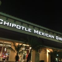 Photo taken at Chipotle Mexican Grill by andres c. on 12/28/2012