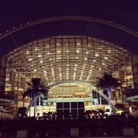 Photo taken at Dubai Festival City Mall by Junaid H. on 8/31/2013