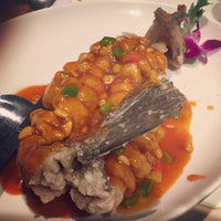 Photo taken at PUTIEN Restaurant 莆田菜馆 by KING M. on 2/18/2015