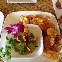 Photo taken at Jawaiian Irie Jerk Restaurant by Kenny B. on 8/24/2013