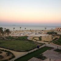 Photo taken at Swiss Inn El Sukhna by Kareem S. on 11/15/2012