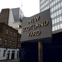 Photo taken at New Scotland Yard by Susan B. on 5/27/2013