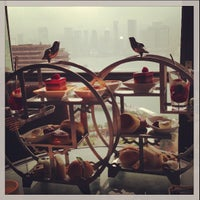 Photo taken at Sky Lounge 視佳廊 by Barbie C. on 4/2/2013