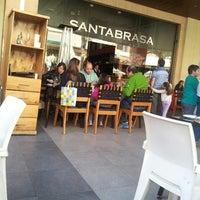Photo taken at Santabrasa by Pablo A. on 9/29/2013