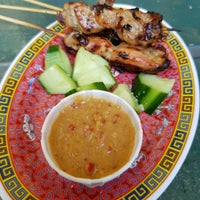 Photo taken at Satay Brothers by Stan D. on 9/17/2016