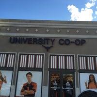 Photo taken at University Co-op Houston by Jorge on 1/19/2016