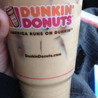 Photo taken at Dunkin' Donuts by Taryn T. on 2/28/2013