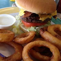 Photo taken at Burger City by Thadd M. on 3/20/2013